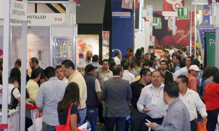 Rongta Shining in 2017 Mexico Expo